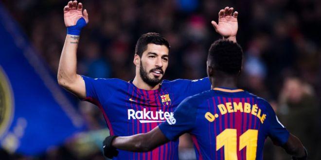Mesaj CLAR pentru  rebelul  Barcelonei! Dembele, bagat in sedinta de Suarez:  A fi fotbalist este un privilegiu