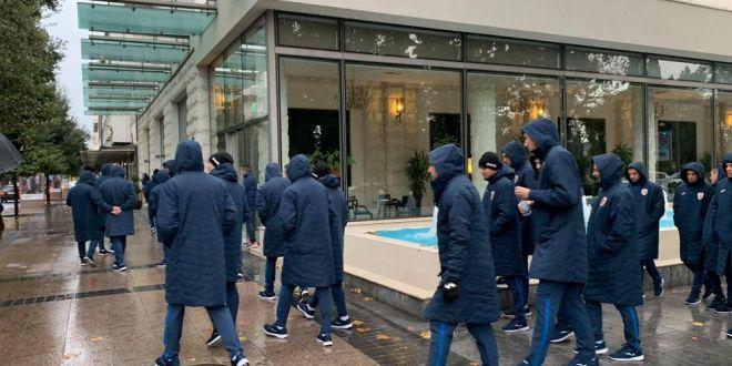 MUNTENEGRU - ROMANIA, DISEARA LA PRO TV | Cod ROSU de ploaie pentru nationala la Podgorica: cum arata gazonul cu cateva ore inaintea meciului