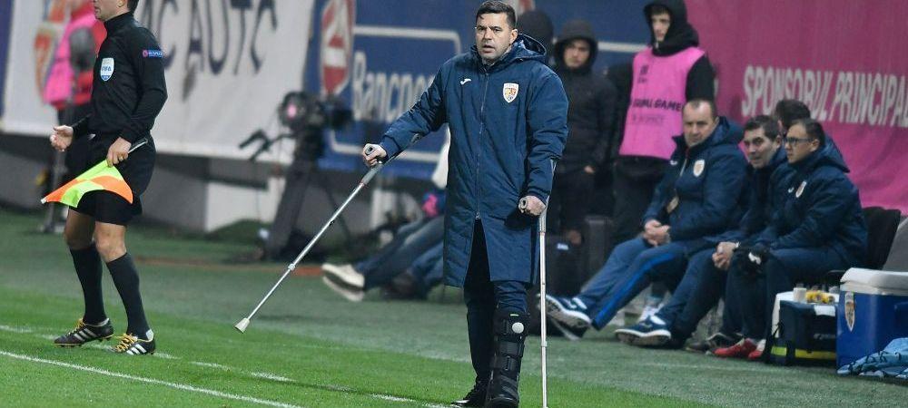 Oferta de MILIOANE pentru Contra! E meciul cu Muntenegru ULTIMUL pe banca Romaniei?! Ce echipa il vrea