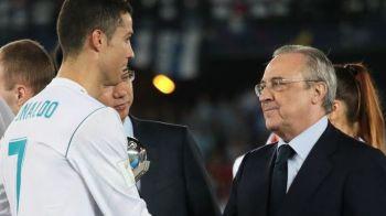 "RAZBOI TOTAL intre Ronaldo si Real! Cristiano a incercat un super transfer la Juventus: Perez ""a blocat"" jucatorul si i-a promis postul de titular"