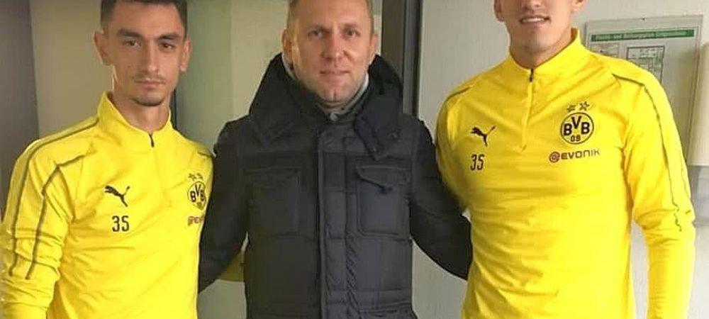 Transferul carierei pentru un pusti roman! Poate ajunge la liderul din Bundesliga: de ce depinde transferul la Borussia Dortmund