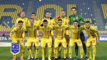 Cat de mult conteaza un gol: TRASEU INFERNAL pentru Romania catre EURO! Cea mai grea grupa posibila cu Germania si Franta! Cum arata grupa usoara