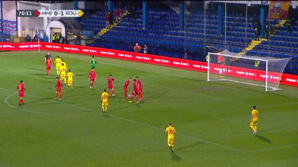 Penalty pentru Muntenegru