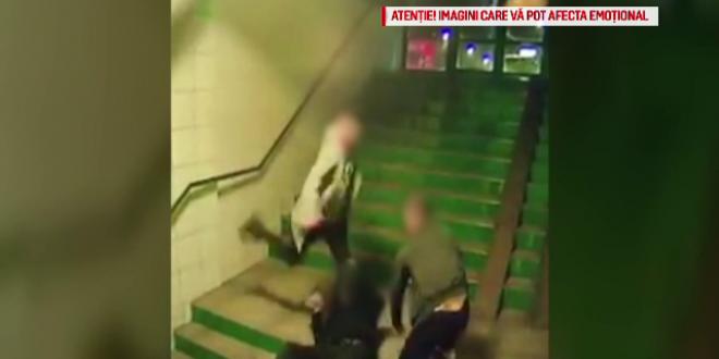 Pedeapsa primita de tinerii care au batut cu bestialitate un batran, intr-un pasaj din Brasov