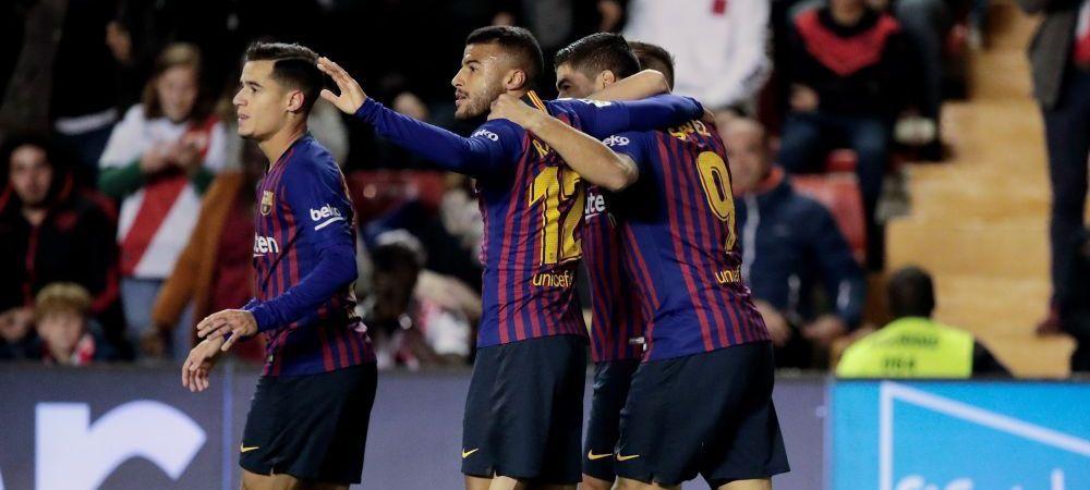 INTERZIS la Barcelona! Clubul DE TOP de la care catalanii nu pot transfera jucatori in urmatoarele doua sezoane: E scris in contract