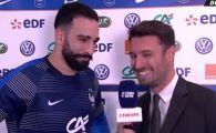 A injurat IN DIRECT la TV! Moment incredibil cu un campion mondial in timpul interviului pentru L'Equipe VIDEO