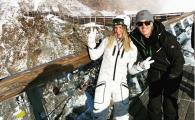 Simona Halep se distreaza la munte cu Darren Cahill! Mesajul emotionant transmis de romanca | FOTO