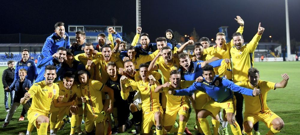 Misiune CRIMINALA pentru nationala lui Radoi! Comparatie cu echipele calificate la Euro 2019! TOPUL celor mai bine cotate nationale