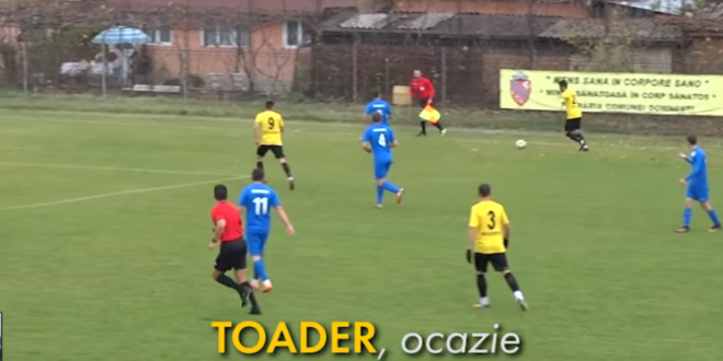 Cea mai SLABA echipa din Romania! Are 13 infrangeri in 13 meciuri si un golaveraj IREAL! In ultimul meci a fost SPULBERATA de o echipa care a bagat fundasul central in atac