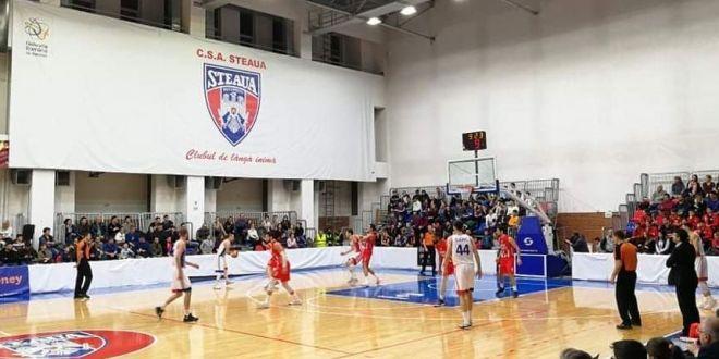 ACUM LIVE VIDEO: Steaua - Chercaski Mavpy in FIBA Europe Cup!