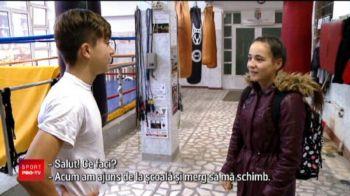 Sacrificiul unei campioane! Face naveta 50 de kilometri in fiecare zi ca sa ajunga la scoala si la box