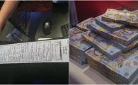 Cel mai mare castig la pariuri in Romania! Bilet fa-bu-los al unui roman care s-a imbogatit: isi poate cumpara casa! FOTO