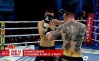 Ciobanul Nastase vs. Politistul Filip! Se anunta bataie in toata regula in gala Dynamite Fighting Show, in care Morosanu se bate cu Sinistra! 14 decembrie, la ProTV si PRO X
