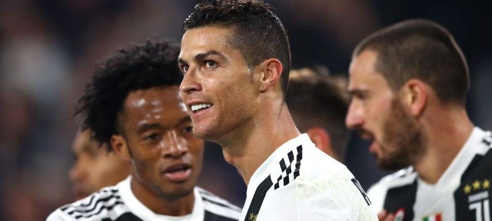 Motivul incredibil pentru care Cristiano Ronaldo si coechipierii vor fi pictati pe fata in acest Weekend! Semnalul de alarma tras de fotbalistii din Serie A