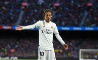 SURPRIZA la Real Madrid! Florentino Perez se gandeste sa-l vanda pe Modric: Scenariul posibil pe Bernabeu