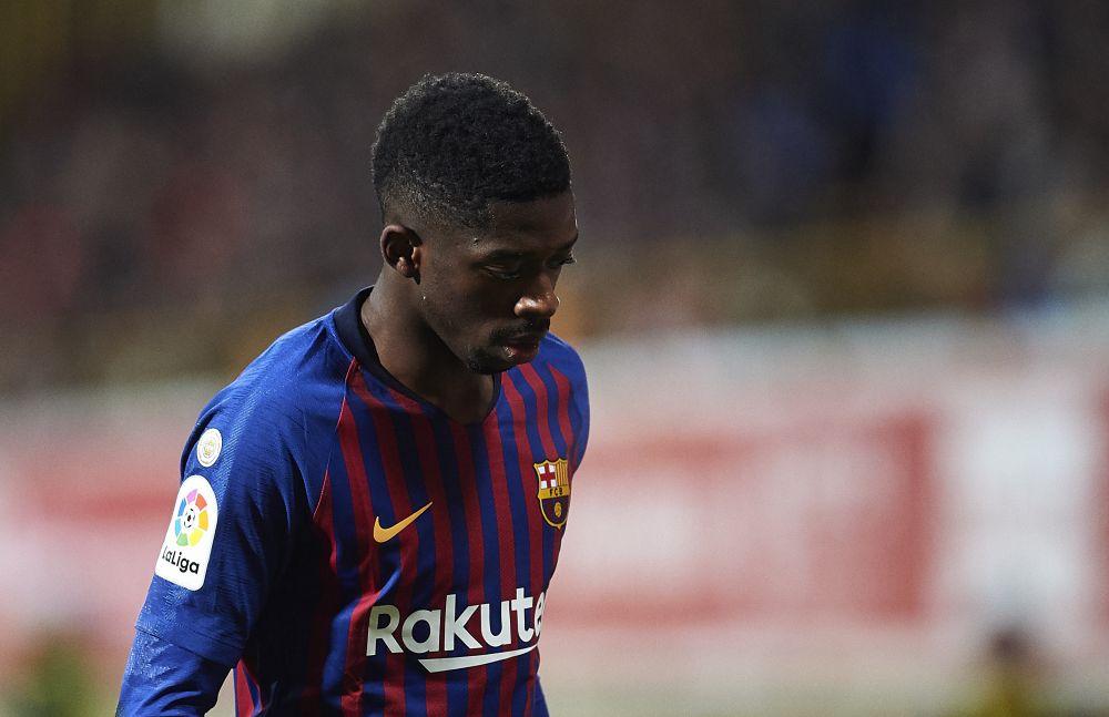 Semnele clare ale unui transfer de marca! Unde a fost vazut Dembele dupa scandalul de la Barcelona