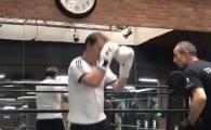 Il provoaca pe Mayweather? :)) Lopetegui a uitat de fotbal si s-a apucat de box dupa plecarea de la Real | VIDEO