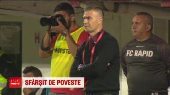 Biletele de la ultimul meci al Rapidului pe Giulesti, semnate de Pancu! Mesajul emotionant scris de Pancu