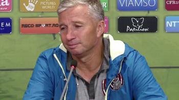 Dan Petrescu, aproape de revenirea la CFR Cluj! Detalii de la negocieri: singura conditie de care depinde mutarea