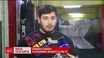 """Matematicianul"" Iancu se lupta pe 14 decembrie cu Pretty Boy in gala lui Morosanu de la Craiova! Gala e in direct la ProTV si ProX"