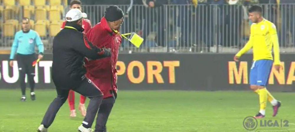 "SCENE INCREDIBILE in Liga 2! Ionut Popa si-a iesit din minti: ""Cred ca-l omoram! Il omoram, ce sa fac? Zboara de la echipa imediat!"""
