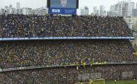Asa ceva nu s-a mai vazut! Pasiunea argentienilor pentru fotbal a depasit orice imaginatie inaintea finalei Boca - River: 50.000 de oameni LA ANTRENAMENT