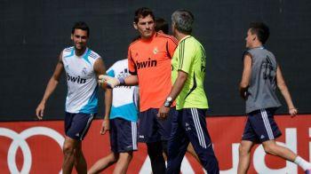 Casillas recunoaste SCANDALUL cu Mourinho! Totul a devenit public! Ce mesaje si-au transmis cei doi