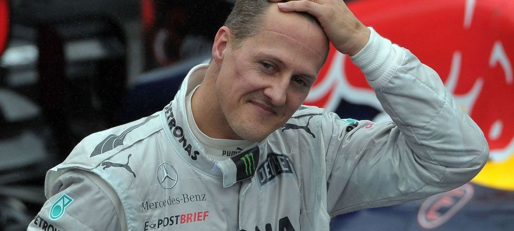 """""""Michael ISI REVINE!"""" Anuntul FENOMENAL despre starea lui Schumacher"""