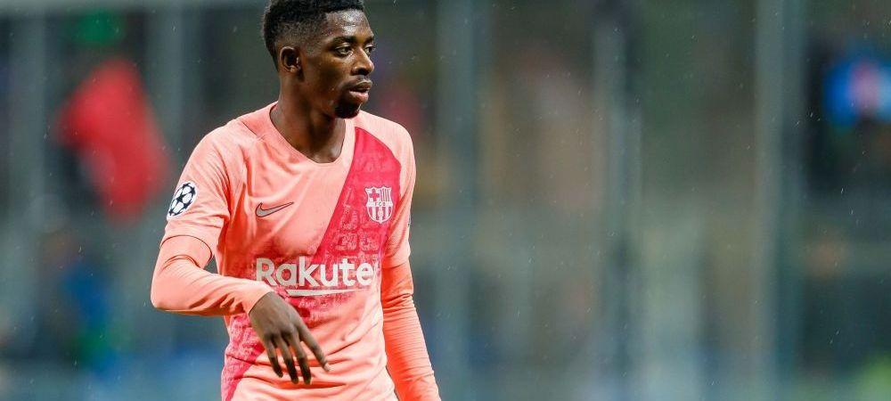 Valverde, decizie finala in cazul lui Dembele! Ce spune despre posibila plecare a pustiului minune de pe Camp Nou