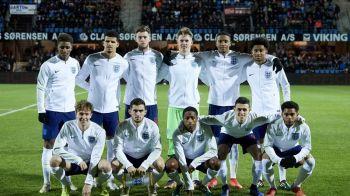GRUPE EURO U21   Nationala Romaniei da de un MONSTRU la tineret! Anglia n-a mai pierdut un meci oficial de cand atacantul titular era Harry Kane
