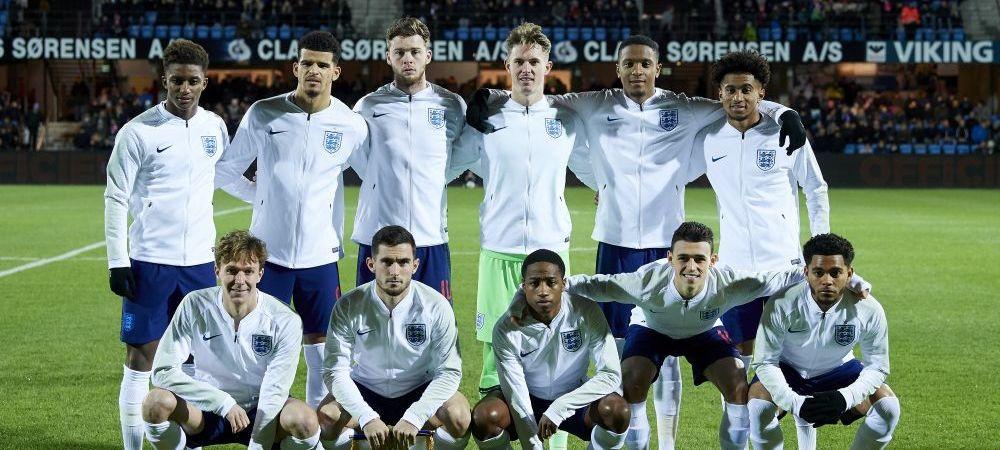 GRUPE EURO U21 | Nationala Romaniei da de un MONSTRU la tineret! Anglia n-a mai pierdut un meci oficial de cand atacantul titular era Harry Kane