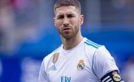 CUTREMUR IN FOTBAL! Sergio Ramos ar fi PICAT de doua ori un test antidoping, UEFA a musamalizat cazul
