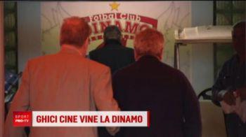 """Anunt BOMBA la Dinamo! Mircea Lucescu, gata sa CUMPERE clubul! Prima reactie: """"Il asteptam cu drag!"""""""