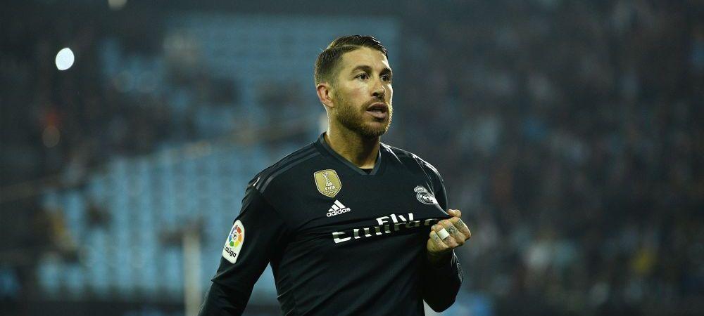 """Reactia UEFA dupa acuzatiile de musamalizare a cazului Sergio Ramos! """"WADA a confirmat ca totul a fost rezolvat corect"""" Cum se apara forul european"""
