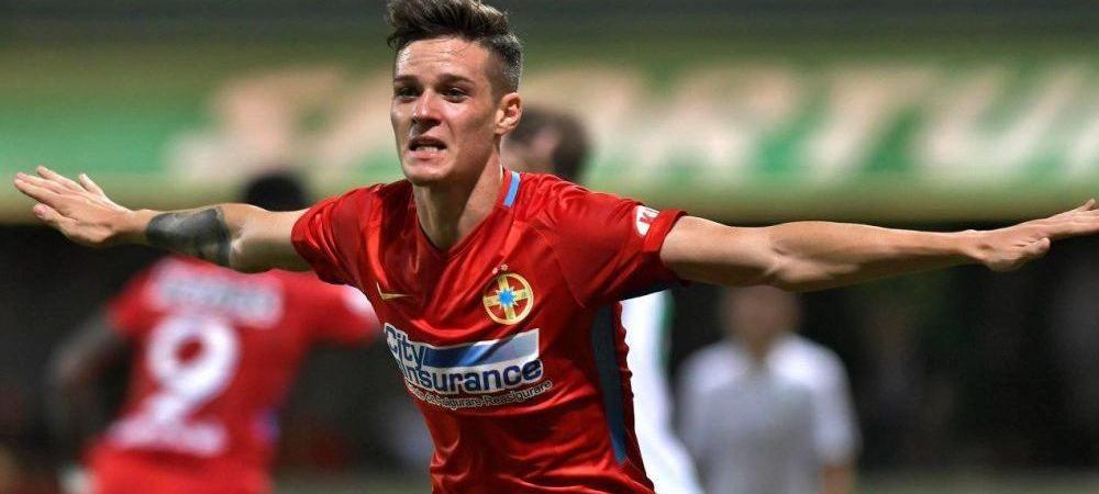 Ar fi cel mai scump transfer din Liga 1! Oferta URIASA pentru Man: FCSB nu poate refuza! Becali poate da marea lovitura