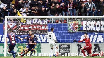 EIBAR - REAL 3-0   SOC total la primul meci dupa ce Solari a semnat contractul! Un jucator care apartine de Barca a DEVASTAT apararea Realului