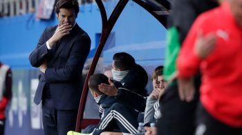 """EIBAR 3-0 REAL MADRID   Prima reactie a lui Solari dupa UMILINTA! Ce a spus despre demisie: """"NU E NORMAL!"""""""