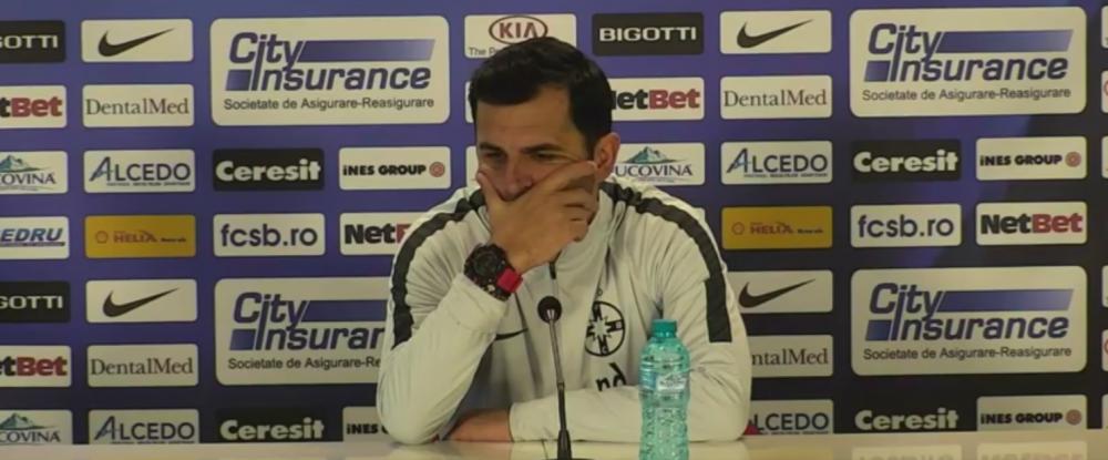 """Cand mergi din liga a 3-a direct la Champions League, e normal si poate chiar logic sa fii flexibil in relatia cu patronul tau!"" Aroganta lui Edi Iordanescu dupa conferinta lui Dica"