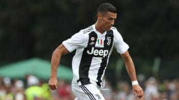 RECORD UNIC in istoria de 121 de ani a lui Juventus! Cristiano Ronaldo e rege la Torino