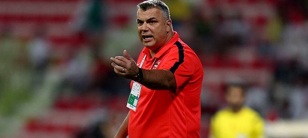 FOTO | Aparatie surpriza a lui Cosmin Olaroiu, azi, in Bucuresti! Unde a fost surprins fostul antrenor al FCSB