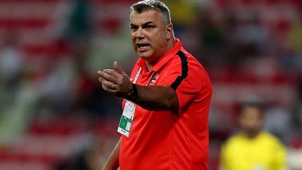 FOTO   Aparatie surpriza a lui Cosmin Olaroiu, azi, in Bucuresti! Unde a fost surprins fostul antrenor al FCSB