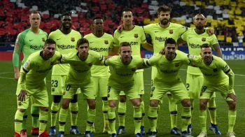 Nu mai joaca pana la finalul sezonului! Pierdere pentru Barcelona dupa derbyul cu Atletico! Sergio Roberto sta si el o luna pe bara