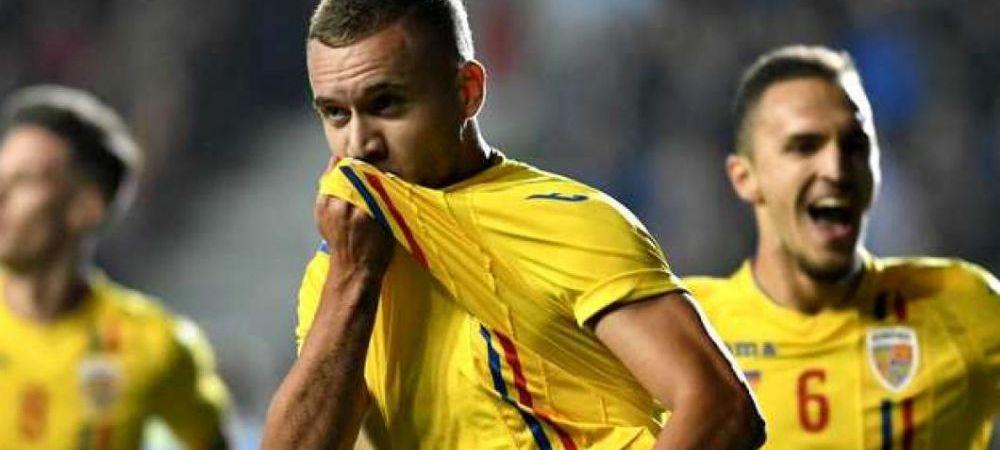 Cati bani i-au cerut italienii de la Palermo lui Becali pentru Puscas! Patronul FCSB a visat la varful nationalei U21, dar si-a luat gandul cand a auzit pretul