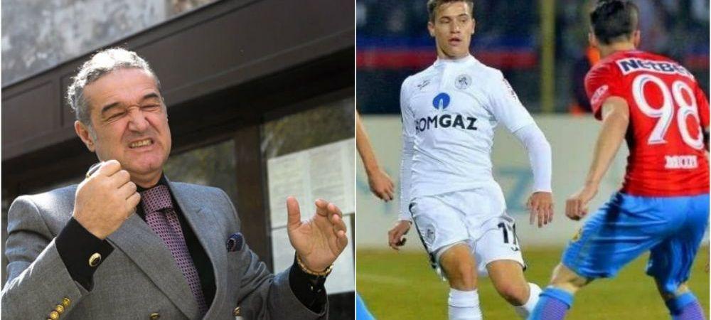 """""""A jucat cu Belgia, a doua zi am fost sunati pentru el"""". ULTIMA ORA: Fotbalistul dorit de FCSB are oferte si de afara! Ce se intampla cu Olaru"""