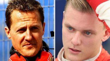 """M-a intrebat daca vreau sa fac asta serios!"" Mick Schumacher, interviu emotionant despre tatal sau"