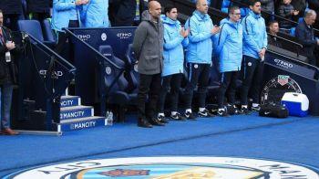 Posibil dezastru pentru Manchester City in cazul unui esec in Liga Campionilor