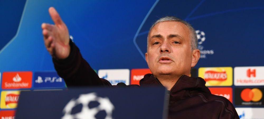 """""""Duceti-va, ba, la sah!"""" Mourinho, discurs a la Grigoras in vestiarul lui Manchester United! Portughezul si-a taxat jucatorii"""