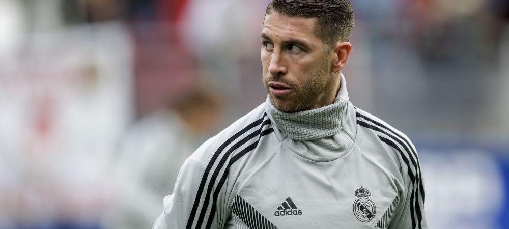 """Doi ani de suspendare pentru un fotbalist in situatia lui Ramos! Cine e jucatorul sanctionat, in timp ce capitanul Realului """"a fost scapat"""""""
