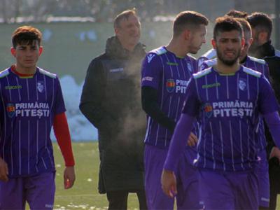 """Motivul pentru care FC Arges NU poate promova in Liga I: """"Suntem in discutii cu Federatia!"""""""