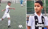 Cristiano Ronaldo Jr face spectacol la juniorii lui Juventus! Inca un meci fantastic facut de fiul Balonului de Aur! Cate goluri a marcat